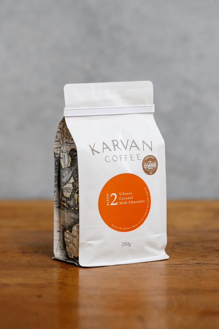 Best Coffee Online - Karvan Coffee Blend #2