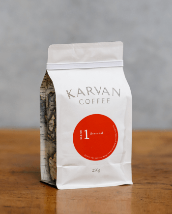 The best coffee beans for AeroPress - Karvan Coffee Seasonal Blend One