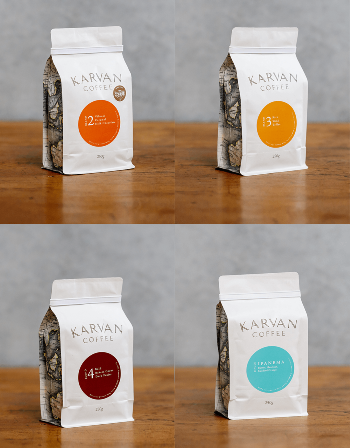 Karvan Coffee Variety Pack