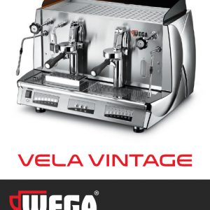 Image of Wega-Coffee-Machine-Vela-Vintage
