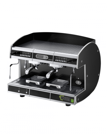 Wega Concept - Leaf Bean Machine - black