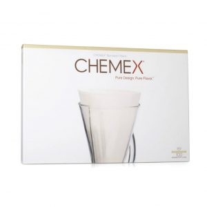 Chemex 3 cup filters Leaf Bean Machine