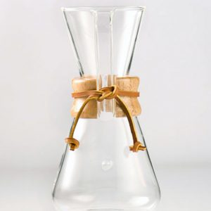 Image of a Chemex-Coffee-Maker available from Leaf Bean Machine