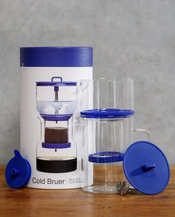 Cold Bruer available from Leaf Bean Machine