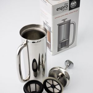 Image of an Espro-Press available from Leaf Bean Machine