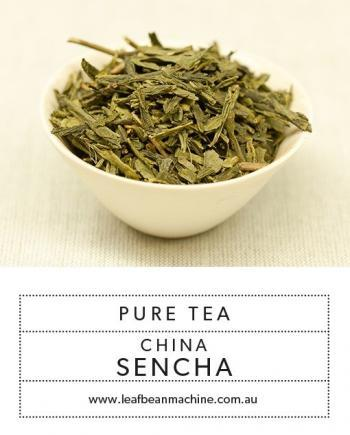 Image of Pure-Tea-China-Sencha Tea