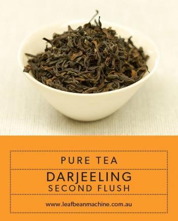 Image of Pure-Tea-Darjeeling-Second-Flush Tea