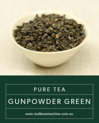 Image of Pure-Tea-Gunpowder-Green Tea