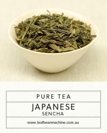 Image of Pure-Tea-Japanese-Sencha Tea