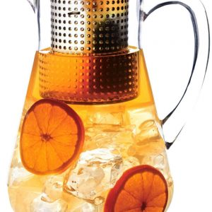 Image of Finum Iced Tea Jug Amber