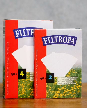 Filtropa Filters #2 and #4 available from Leaf Bean Machine