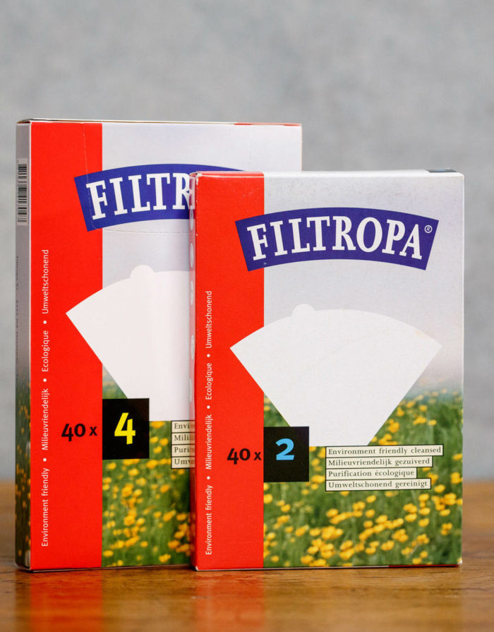The best coffee filter papers money can buy.
