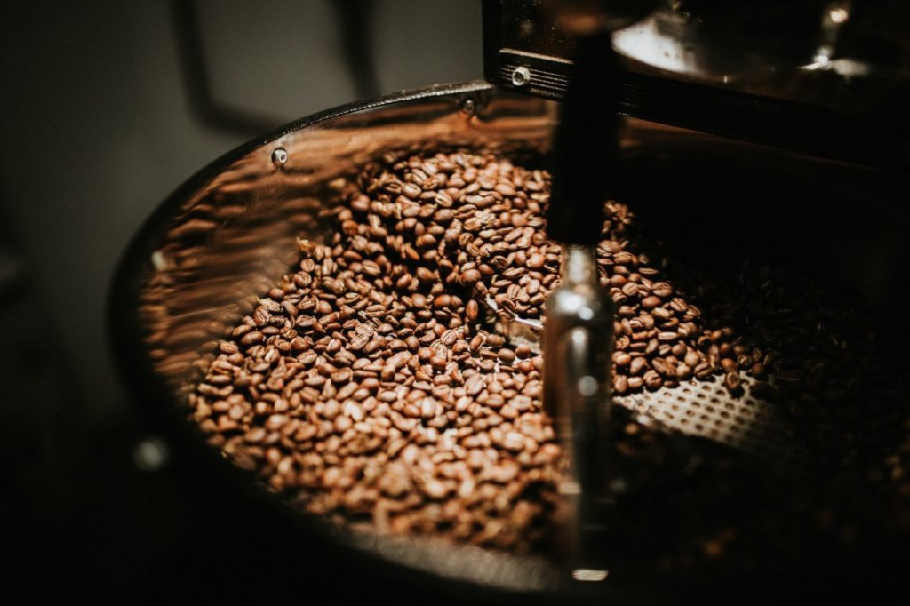 Sustainable Coffee Roasting