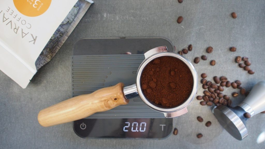 Why you should weigh your coffee