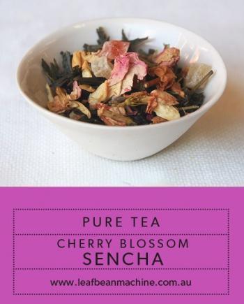 Pure Tea Cherry Blossom Sencha