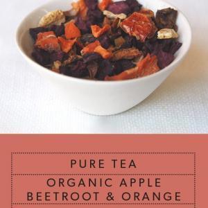 Pure Tea Organic Apple Beetroot and Orange