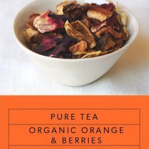 Pure Tea Organic Orange and Berries