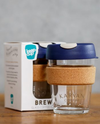 Karvan Coffee Keep Cup available from Leaf Bean Machine