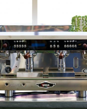Wega Polaris 2 group commercial coffee machine
