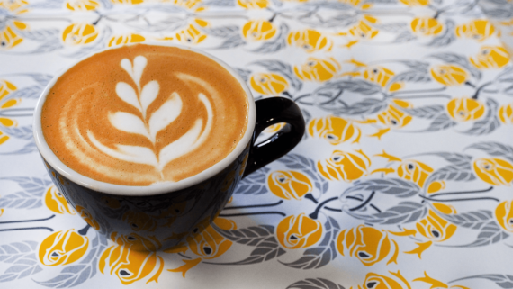 LATTE BARISTA CLASSES WITH LEAF BEAN MACHINE