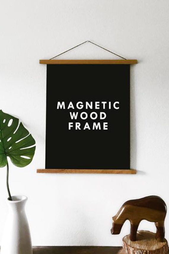 Magnetic Frame - Department of Brewology available from Leaf Bean Machine