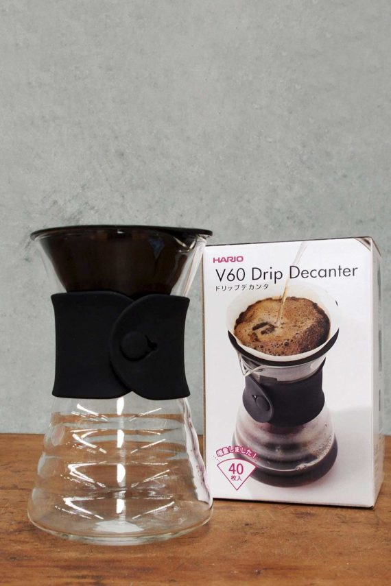 Hario V60 Drip Decanter available from Leaf Bean Machine