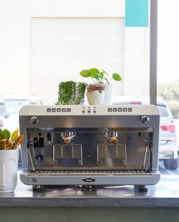 Perth coffee machine, the Wega IO