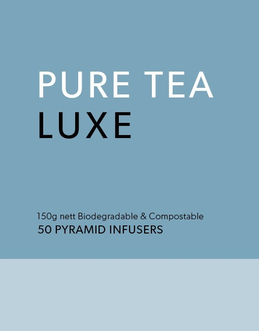 Wholesale Tea Perth - Luxe Teabags by Pure Tea