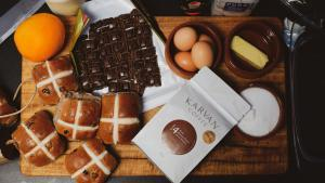 Ingredients for the Easter Recipe