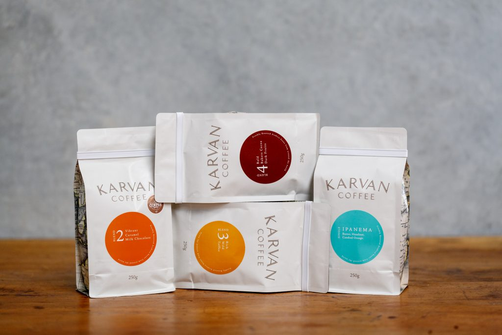 karvan coffee