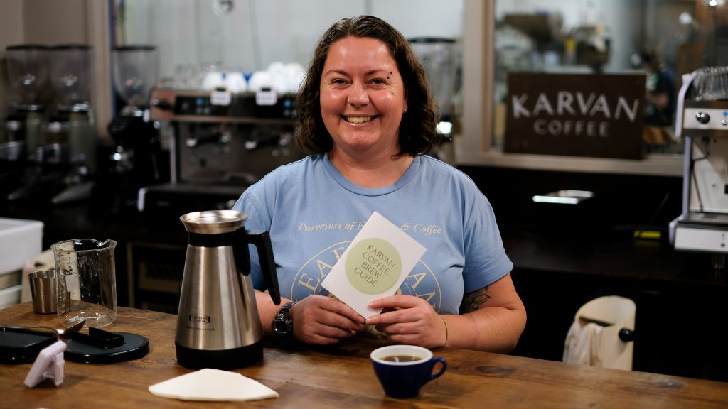 Perth's best barista trainer