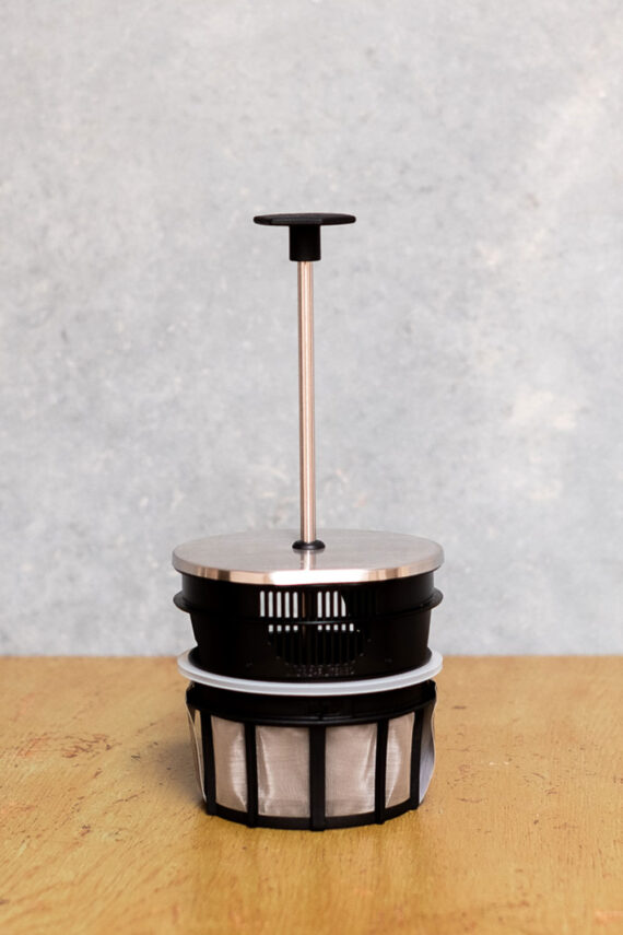 french press lid